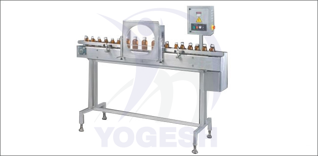 Bottles Inspection Machine with Magnifying
