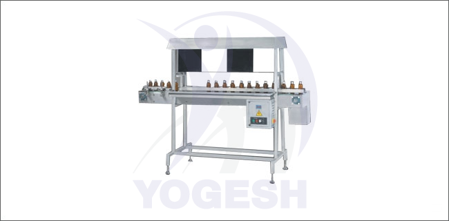 Bottles Inspection Machine