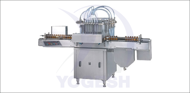 Automatic Volumetric Vial Bottles Filling Machine